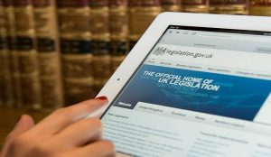 The UK Statute Law Database