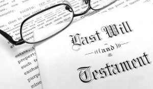 Leave Property in a Will